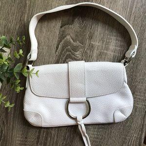 Vera Pelle Italian leather shoulder/hand bag